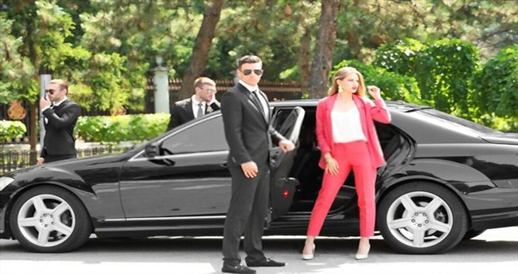 Yakın Koruma-Bodyguard