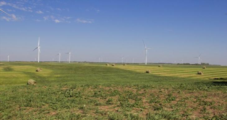 Hadımköy Rüzgar Türbinleri