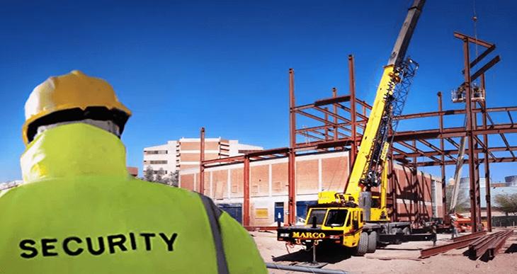 Hadımköy Şantiye Güvenliği