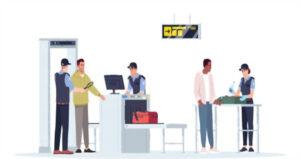 havalimanı güvenliği
