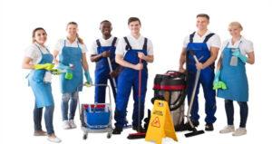 sabit temizlik görevlisi